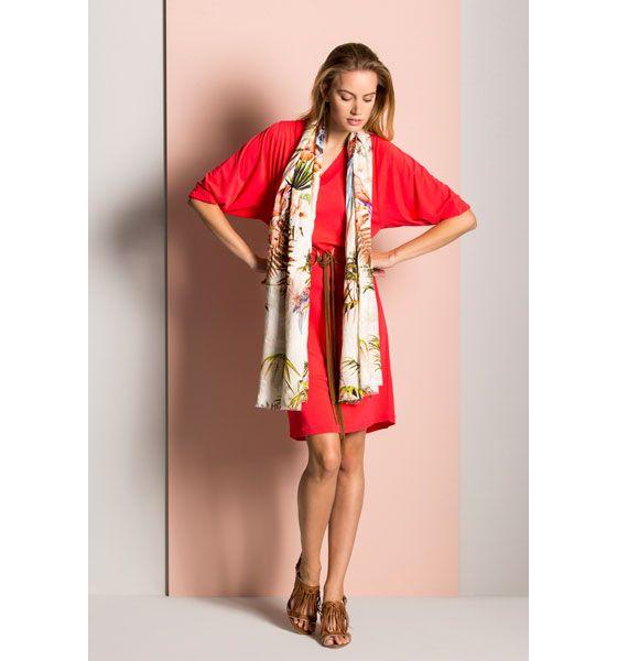 Gigue is een Belgisch modemerk met een uitgesproken vrouwelijke toets. De collecties, die bekend staan om hun kleuren, prints en verfijnde details, bestaan uit pret-à-porter, schoenen en accessoires.