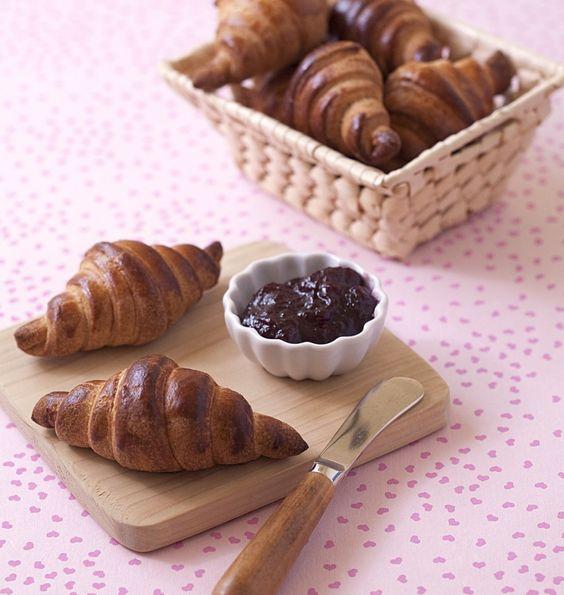croissants maison p 226 te feuillet 233 e lev 233 e rapide recette gourmandises recette dessert et