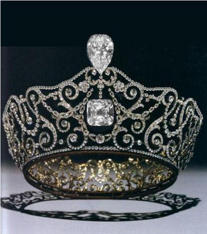 tiara de los duques de Gloucester