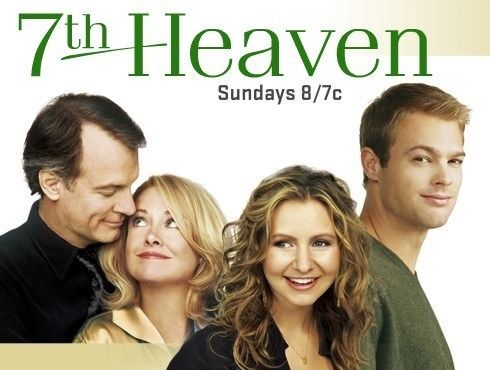 how did lucy and kevin meet on 7th heaven