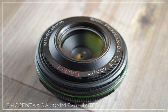 Smc Pentax Da 40mm F 2 8 Limited