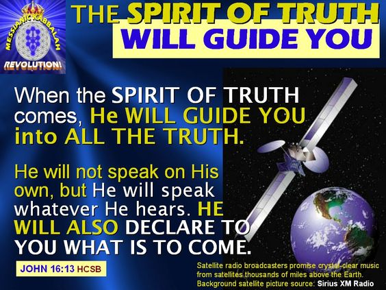 holy bible truths | ... Truths Not Written in the Bible, and the Holy Spirit Reveals them All