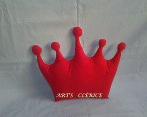 Almofada Coroa