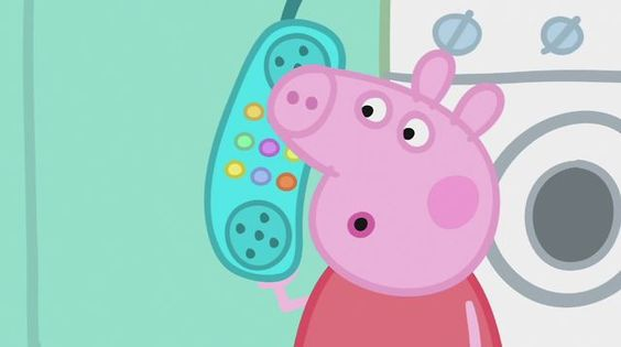 THEREALHEROISSUN:  HOOTALOO:  BECOMING-UNTOUCHABLE:  LEXICALNUNCANCE:  Ok, so I was watching Peppa Pig and well……this is one of tHE BEST MOMENTS EVER. I CAN'T STOP LAUGHING   SHE JUSST HANGS UP ON HER  I saw this the other day and laughed for good 10 minutes. Just…Peppa's face, I can't. A+    LMFAO LOL  SHE LEGIT LOOKS DONE WITH EVERYTHING I'M CRYING HOLY CRAP