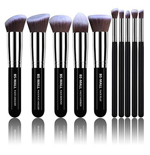 Top 10 Best Makeup Brush Sets In 2019 Reviews Makeup Brush Set Kabuki Makeup Brushes Best Makeup Brushes