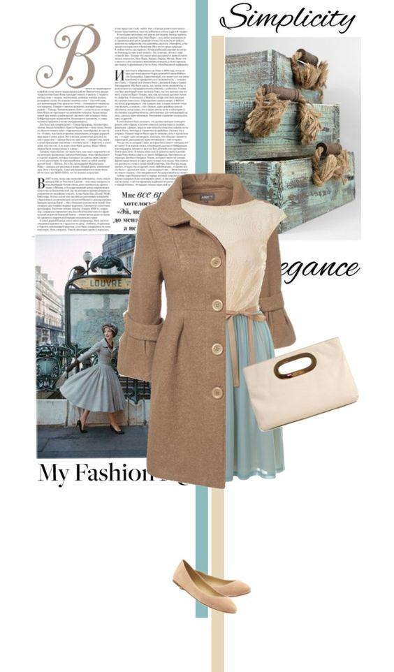 """""""vintage fashion"""" by nicole77af on Polyvore"""