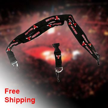 Chicago Bulls Basketball Lanyard - FREE Shipping Offer