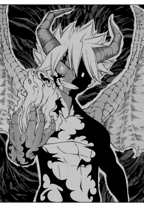 Let's be real here, Natsu looks hot as a demon | Fairy Tail ...