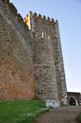 Portel Castle ~ Evora, Portugal