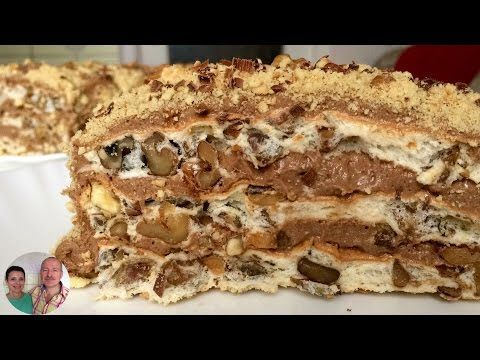Вкусные торты с фото и рецептом видио
