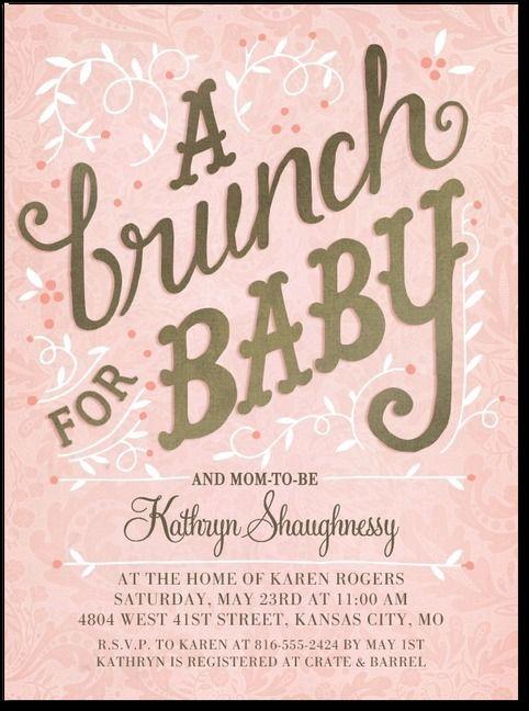 for baby shower babyshower brunch ideas girl baby shower brunch baby