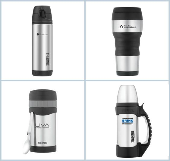 New Thermos® Promotional Products from HotRef.com
