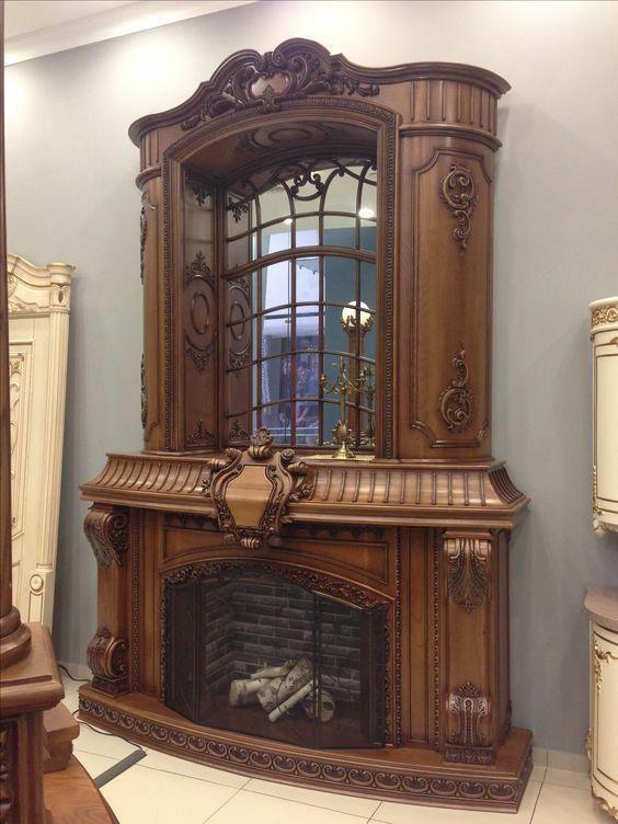 Fireplace Surrounds, Vintage Furniture San Antonio