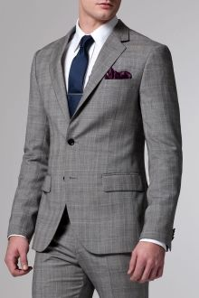 The Essential Gray Suit- Indochino