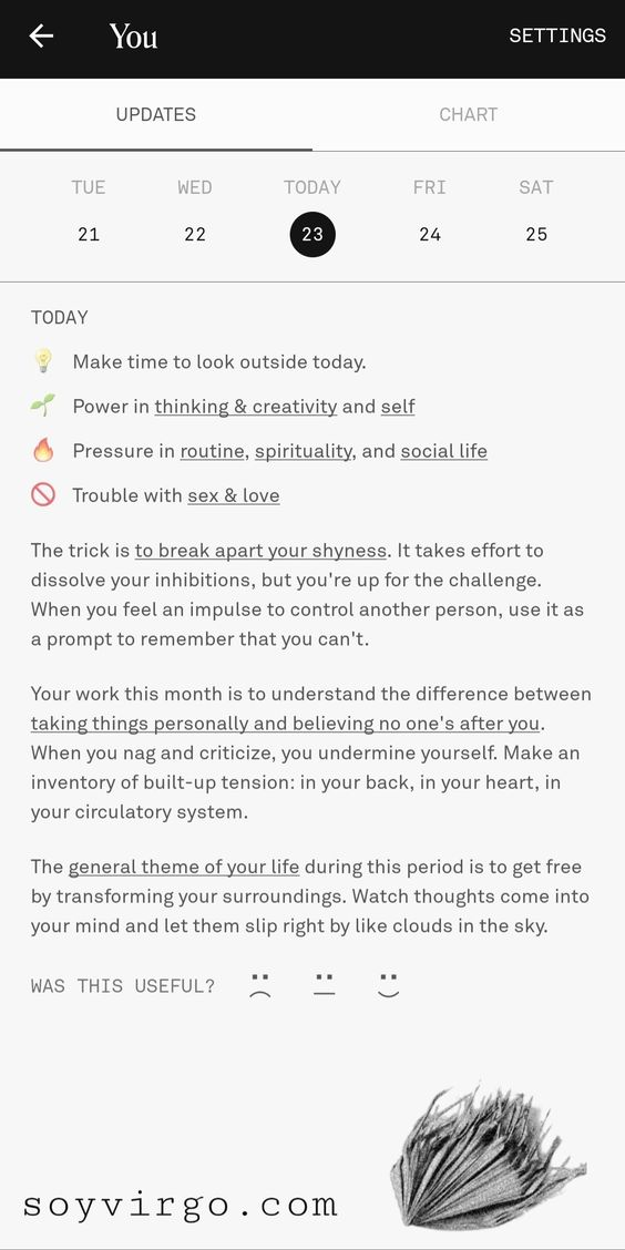 Apps for lonely girls #2 co-star - 15 FREE APPS FOR LONELY GIRLS | SOYVIRGO.COM - ASTROLOGY HOROSCOPE APLICACIONES