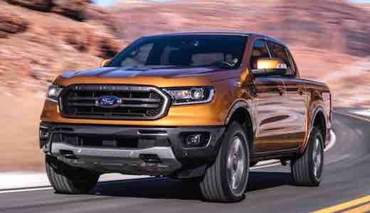 2020 Ford Ranger Price With Images Ford Ranger Price 2019