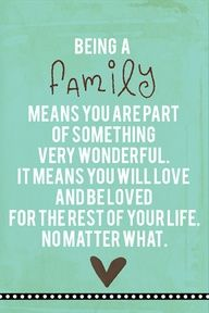 connecting as a family family quotes inspirational words
