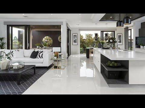 Beautiful Open Plan Living Design Ideas Youtube In 2021 Luxury Kitchen Design Outdoor Kitchen Design Home
