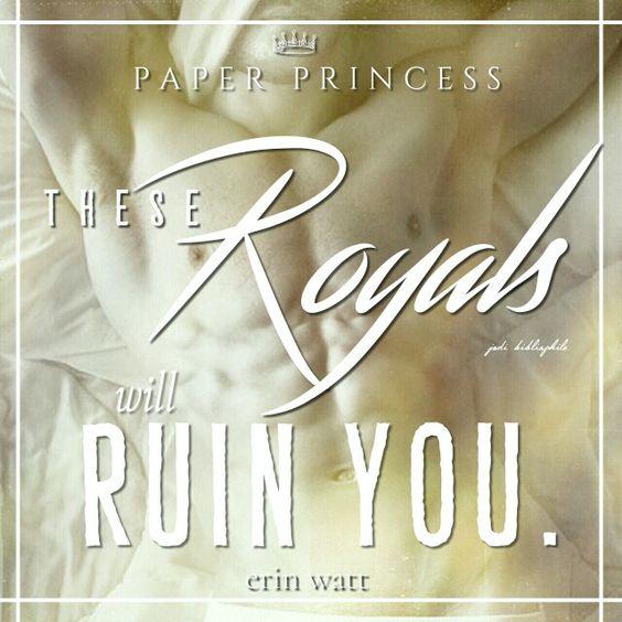 Resultado de imagen de fan art Royal paper princess