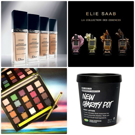 Hey babes, I'm back with a new beauty news/report/broadcast to let you know more about what is happening now in the beauty world and to inform you about the newest beauty products that has just got released . read today's post on MakeupForLunch blog here