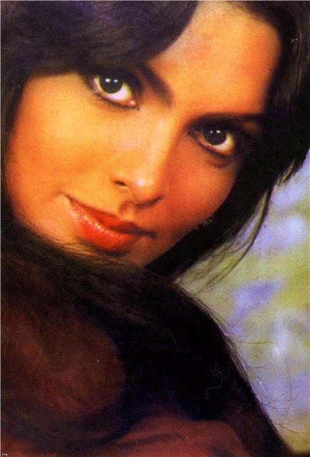 Picture of Parveen Babi