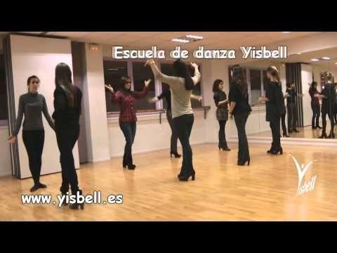 Video 4 Tutorial Aprender A Bailar Sevillanas 4ª Sevillana Curso Online Academia La Chana écija Youtube Escuelas De Danza Danza Baile