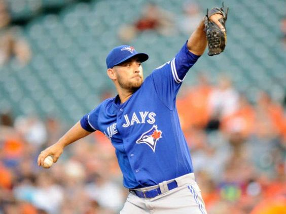 Marco Estrada rediscovers touch for Blue Jays in solid performance against Baltimore Orioles