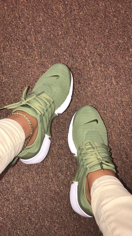 Shoes Nike Shoes Nike Air Nike Presto Olive Green Sneakers Tennis Shoes Green Runs Nike Frees Ladiesnikes Gree In 2020 Shoe Boots Olive Green Sneakers Sneakers Fashion