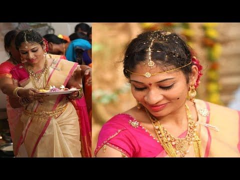 Our Wedding Video Wedding Ceremony Highlights Indian Traditional Wedding Telugu Marriage Vlog Youtube Wedding Videos Wedding Videography Wedding Video