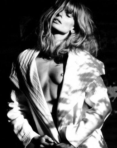 Greg Kadel Julia Stegner Vogue Germany Photography