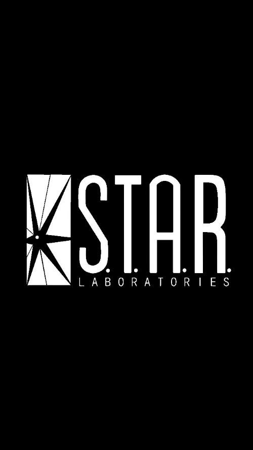 Laboratories Comic Geek Black Youth T-Shirt Star Labs S.T.A.R