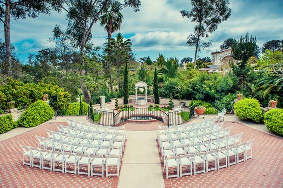 San Diego Style Weddings: Vendor Spotlight: The Prado at Balboa Park