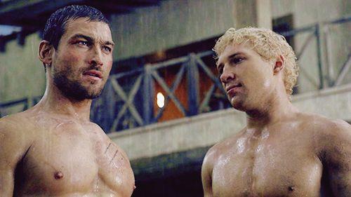 Spartacus and Varro