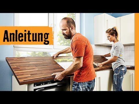 Arbeitsplatte Zuschneiden Hornbach Meisterschmiede Youtube Kuche Einbauen Wohnung Renovierung Arbeitsplatte