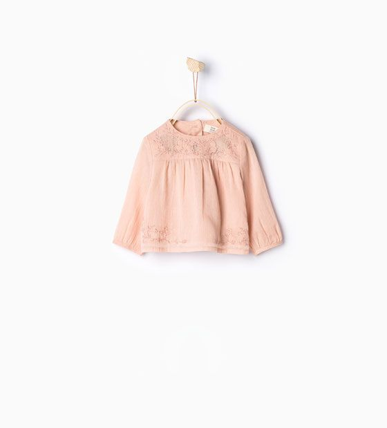Camisa bordada