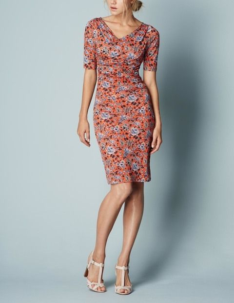 Ruched dress special occasion dresses and occasion for Boden new british katalog