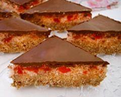 Pinterest the worlds catalog of ideas cherry ripe slice recipe kidspot australia forumfinder Gallery
