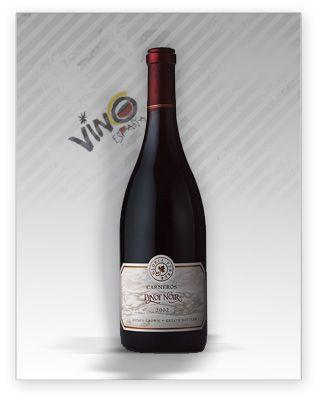 Carneros Pinot Noir es un vino californiano con D.O. Carneros, elaborado con uvas de la variedad Pinot Noir. Cinco variedades de Pinot Noir, barricas diversas y uvas procedentes de diferentes parcelas de los viñedos de esta bodega, añaden complejidad y variedad a la cosecha de Pinot Noir.