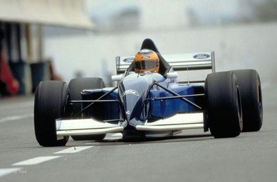 Karl Wendlinger sauber 1995