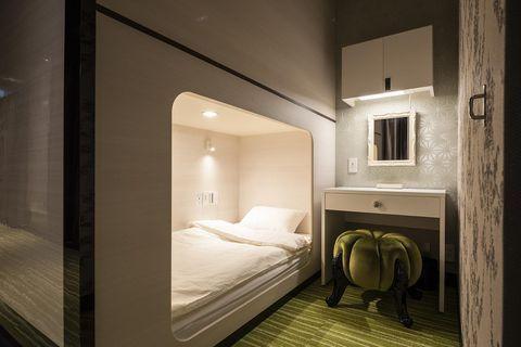 Has Sentit Parlar Dels Hotels Capsula Paisos Com El Japo I