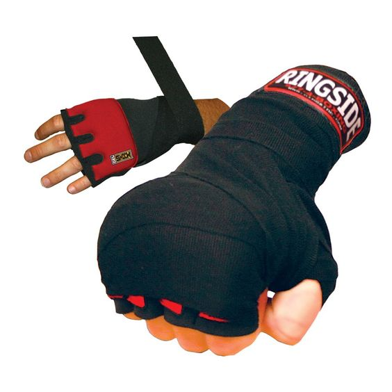 "Amazon.com : Ringside Gel Shock™ Boxing Handwraps - 120"" : Sports & Outdoors"