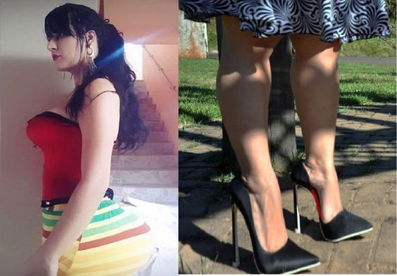 Orminda e suas lindas pernas