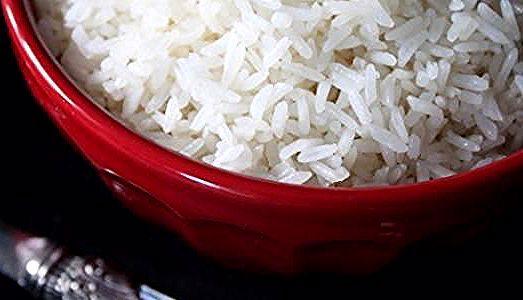 طريقة عمل الارز الابيض Food Rice Grains
