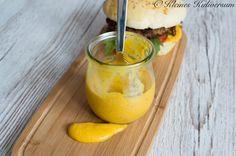 Mango-Chili-Senf Sauce (nur pürieren!)