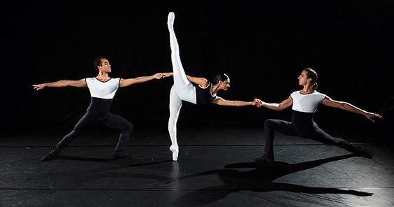 São Paulo Companhia de Dança abre festival de Joinville