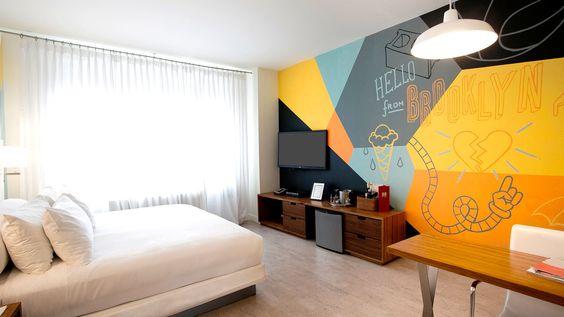 Luxury Suite #nuhotelbrooklyn vossy.com