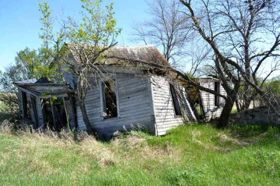 Nanson, North Dakota... A North Dakota Ghost town in Rolette County