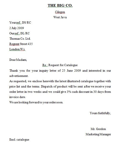 contoh job application letter english order custom essay online - example of inquiry letter for product