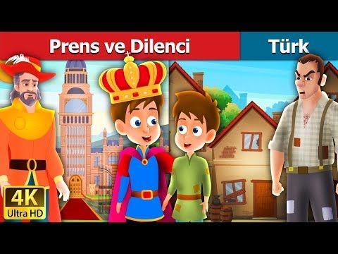 Prens Ve Dilenci Masal Dinle Turkce Peri Masallar Youtube Peri Masallari Masal The Jungle Book