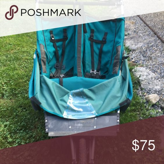 The right start double jogging stroller   Cars, Other and Storage